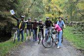 Airsoft Shooting and Cycle Treasure Hunt