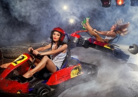 Karting: A Hen Party Activity