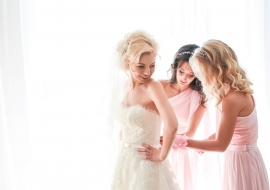 The Roles of the Bridesmaids