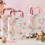 Team Bride - Floral Party Bags
