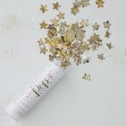 Star confetti cannon